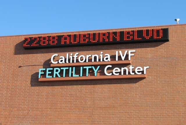Sacramento office for California IVF Fertility Center - infertility treatents now in Sacramento